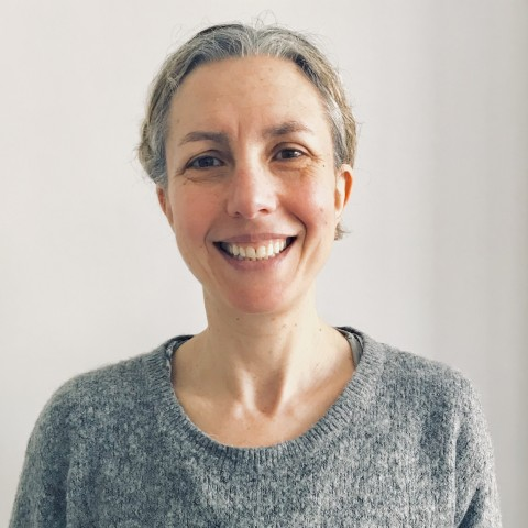 Ruth Levitan - Paediatric osteopath in our mother and baby clinic