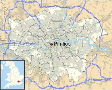 Pimlico, London SW1V
