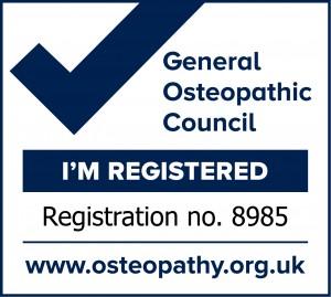 Diego Bertoldo Registered Osteopath
